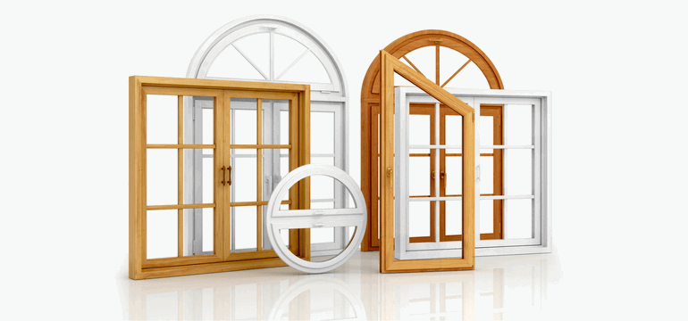 Double Glazed Window Types